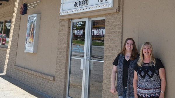 The show goes on at historic Berryville theater