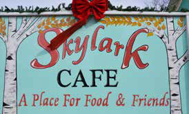 AL Oct 15 _ Skylark Cafe Photo