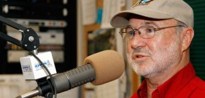 """The Wildman talks to callers to his """"Call of the Wild"""" radio show."""