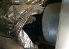 leaky -ductwork