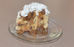 The Butter Pecan Ice Cream Pie is a Little Red original.