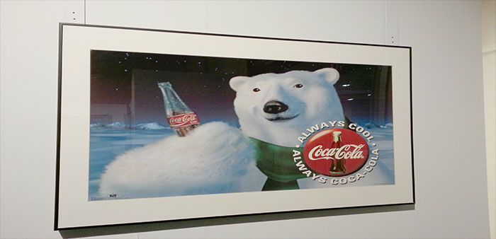 Clinton Library hosts 'Coca-Cola:   An American Original' exhibit