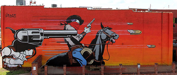 the unexpected fort smith world class street art energizes downtown