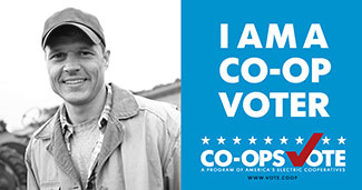 I am a Co-op Voter