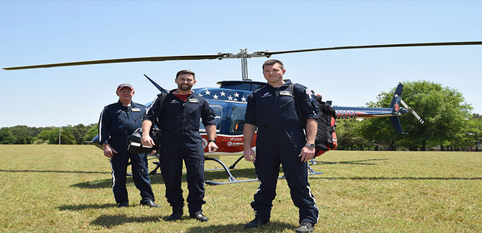 Saving time, saving lives – 'Trauma Comm' Makes Statewide Emergency Care Stronger, Speedier