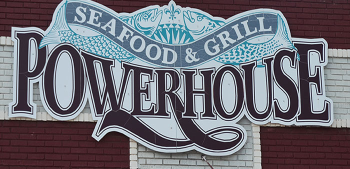 Power up at Powerhouse Seafood and Grill