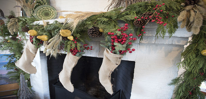 From the Farm – Caring for Christmas greenery