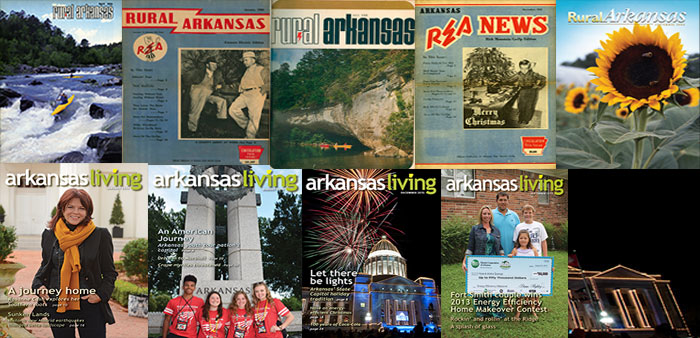 Arkansas Living celebrates 70 years