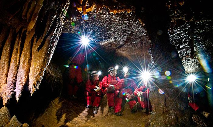 Cool Caves Spelunkers explore Arkansas | Arkansas Living ...