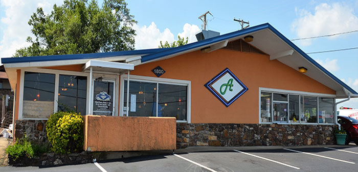 Atkinson's Blue Diamond Café is an Arkansas gem