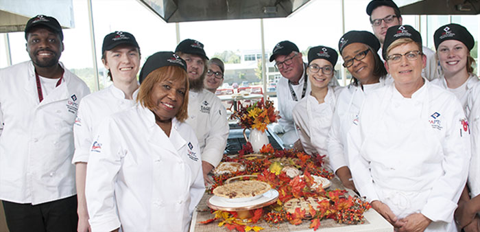 For the love ofcooking –UA-Pulaski Tech's Culinary Institute brings expertise to the table