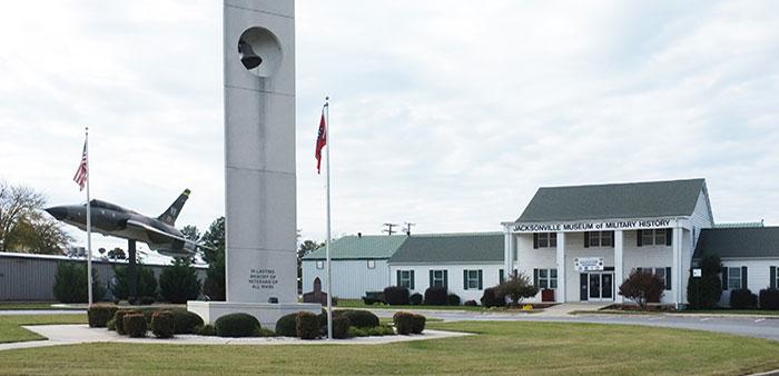 Stories of service –Jacksonville museum honors Arkansas' heroes