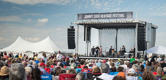 Johnny Cash's musical roots run deep in Dyess