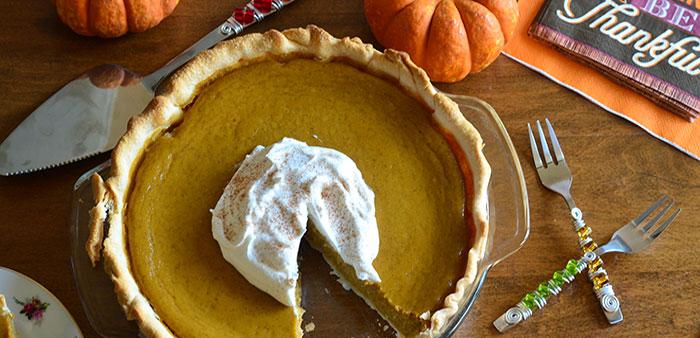 Give thanks for dessert!