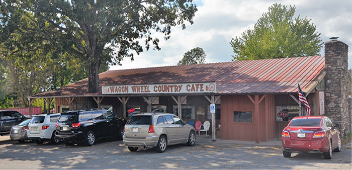 Wagon Wheel Country Café sets standard in Springdale
