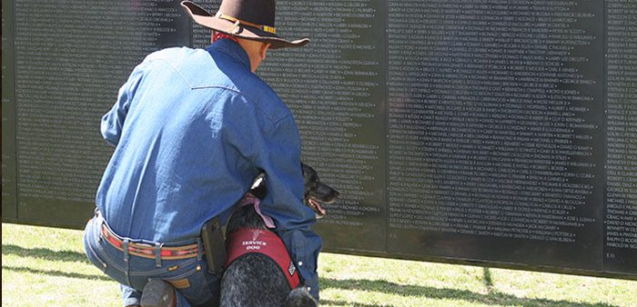 Vietnam memorial making Memorial Day even more memorable