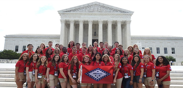 An outstanding adventure – Youth Tour to D.C. a monumental time