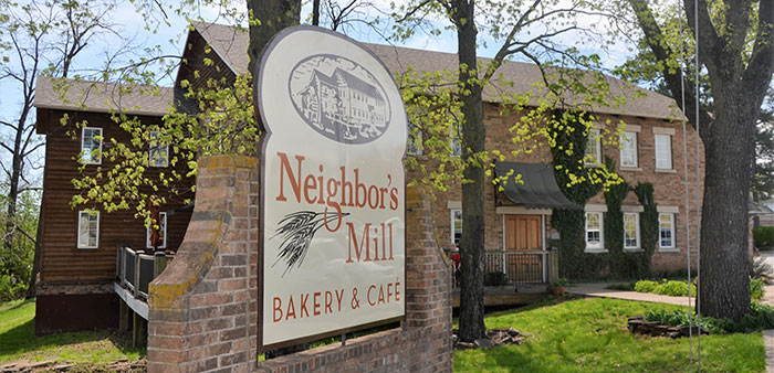 Neighbor's Mill Bakery and Café no run-of-the-mill eatery