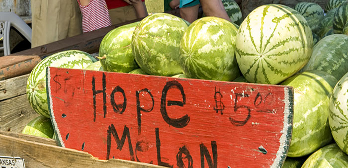 Worth the Drive – Hope's fruity festival is one in a melon