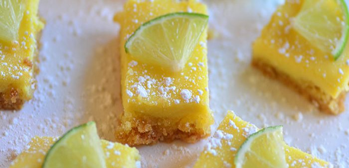 The zest is yet to come: Sunny, springy citrus recipes