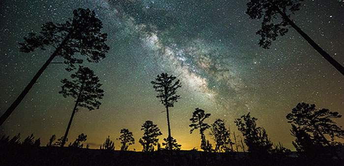Just look up – Arkansas skies are a stargazer's heaven