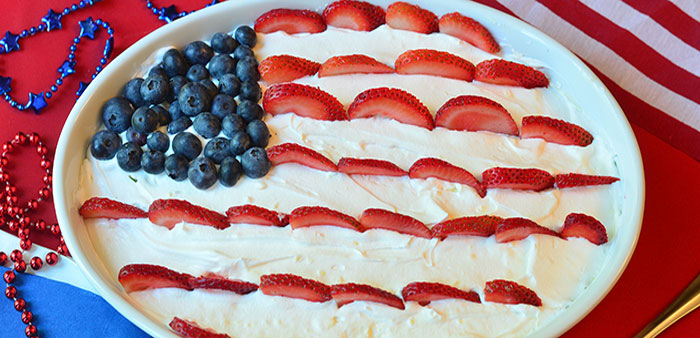 Updated sides and a banner dessert-give new flair to summer fare