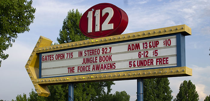 Moonlit movies – The show goes on for drive-in theaters