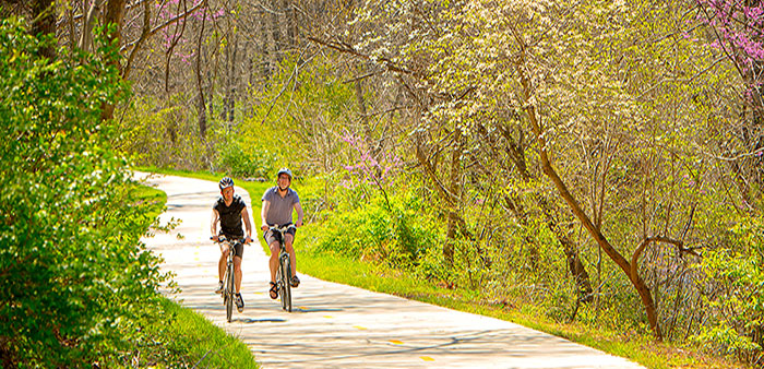 Happy Trails – NWA's Razorback Greenway mixes outdoors with urban amenities