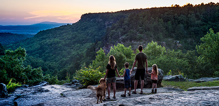 Spring Breakations – 'Staycationing' outdoors in The Natural State