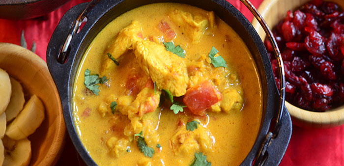 Curry favor with comfort classics