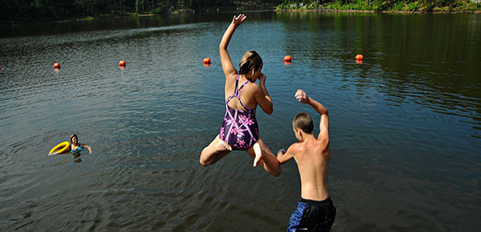 Make a Splash! – Enjoying Arkansas swimming holes